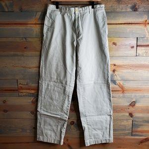 Nautica (Clipper) slacks, off tan